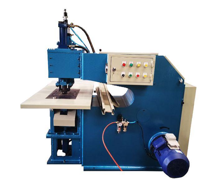 Veneer Hole Repairing Machine