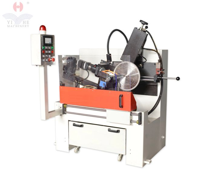 Automatic Angle Front and Back Angle Teeth Grinding Machine