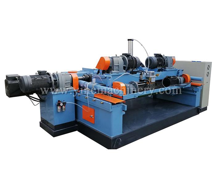 4FT Double Driving CNC Peeling Machine