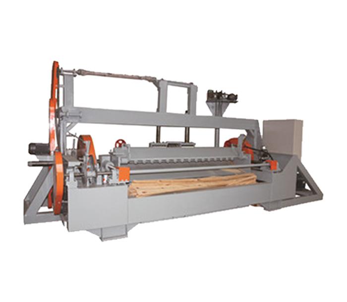 8FT Horizontal Spindle Veneer Peeling Machine