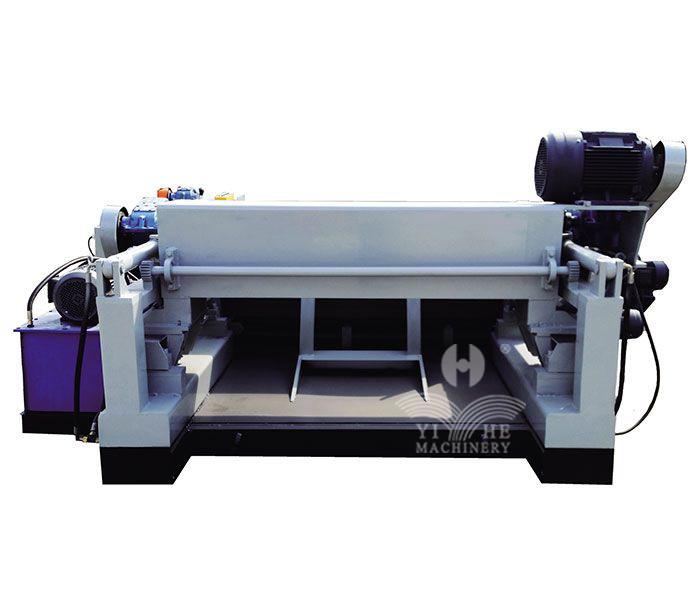 4FT Normal Model Debarking Machine