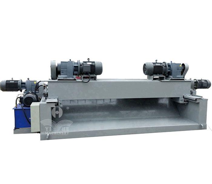 8FT Hydraulic Debarking Machine