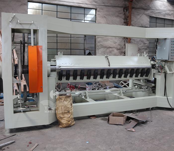 8FT Spindle Log Debarking Machine