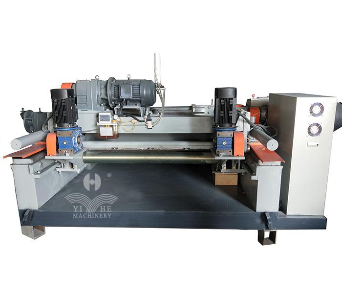 4FT Single Power Spindless Veneer Peeling Machine